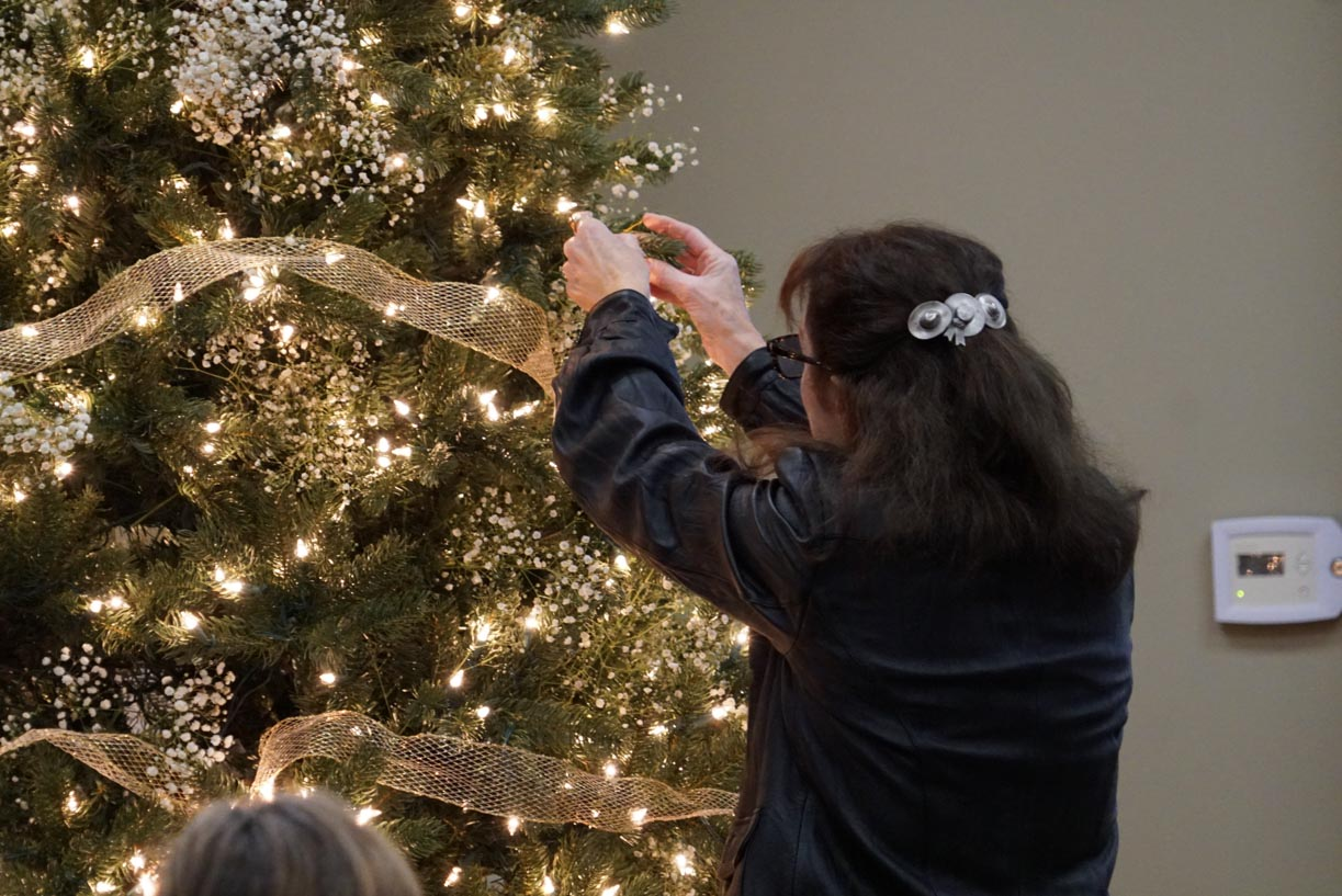 The 13th Annual Community Hospice Family Tree Decorating Ceremony was a special evening of remembrance and celebration. We were honored to share this ... & Community Hospice Family Tree Decorating Ceremony - Grief u0026 Bereavement