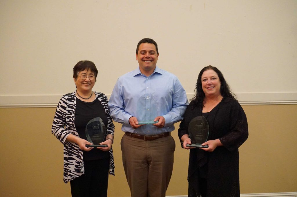 Oakdale Leader: Community Hospice Recognizes Volunteers at