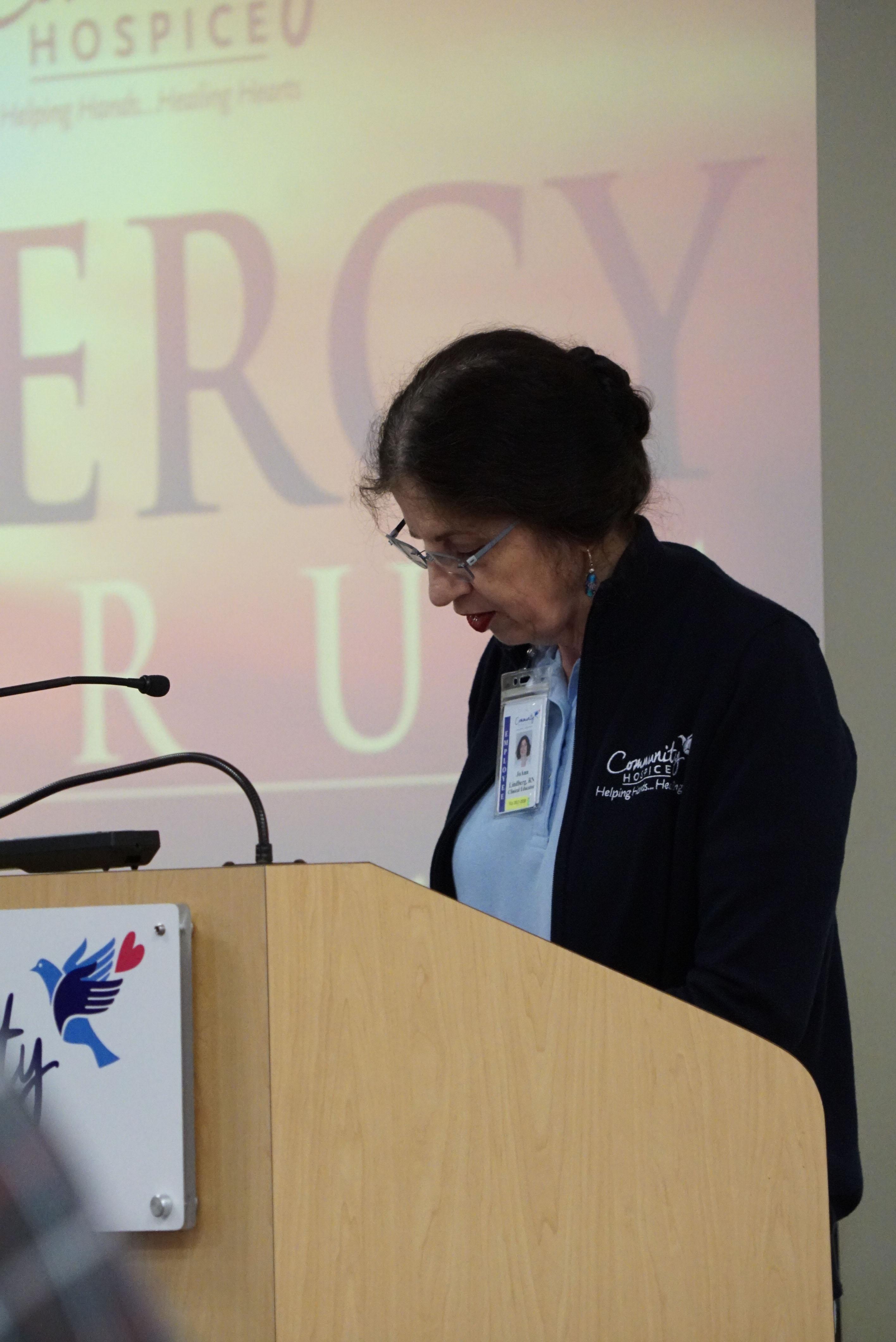 2018 Clergy Forum - Hospice Heart